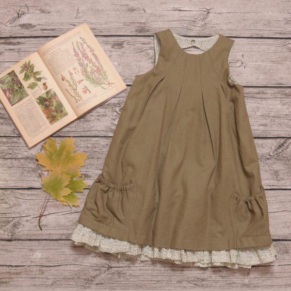 taschenkleid