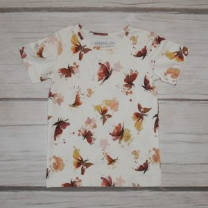 shirt schmetterlinge vorn